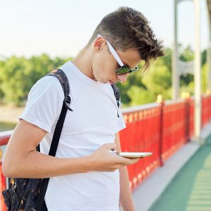 Adolescente Hombre